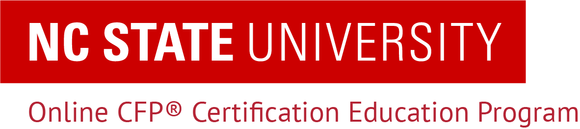 North Carolina State University Online Certified Financial Planner Program